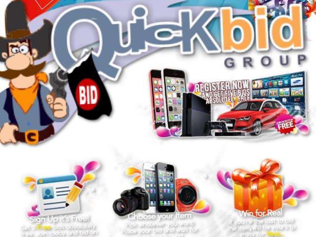 Online Auction Process