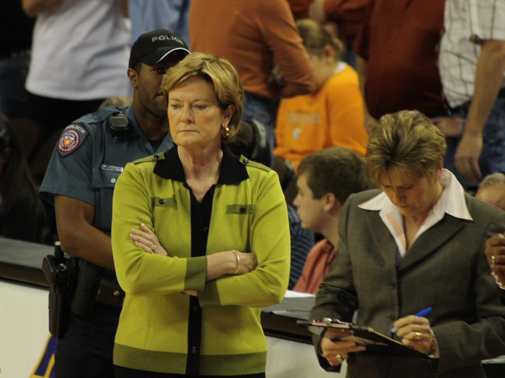 Gender bias abounds among women's college coaches