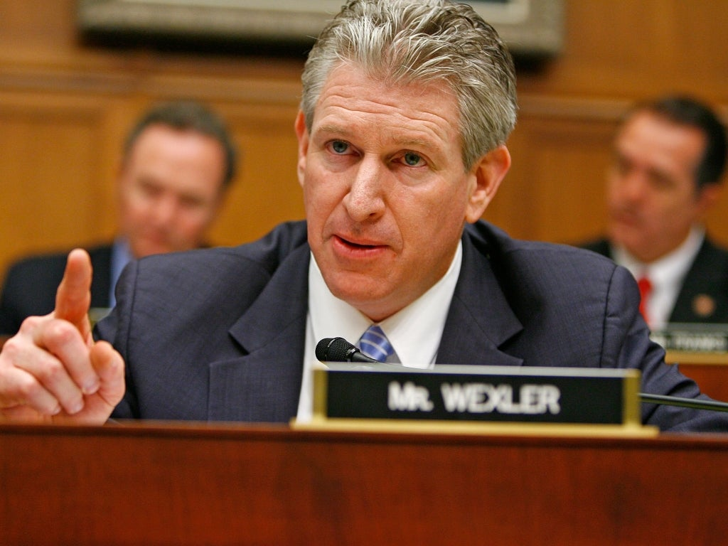 Former Florida Congressman Robert Wexler (D) Analyzes Possible Action In  Syria