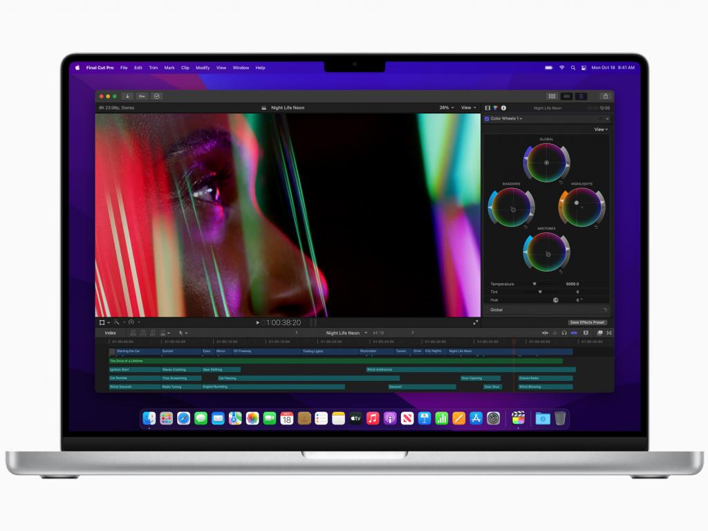 M1 Pro/Max Processor To Be A 'Game Changer,' Apple Beating 'Intel At Its Own Game,' Say Analysts After 'Unleashed' Event