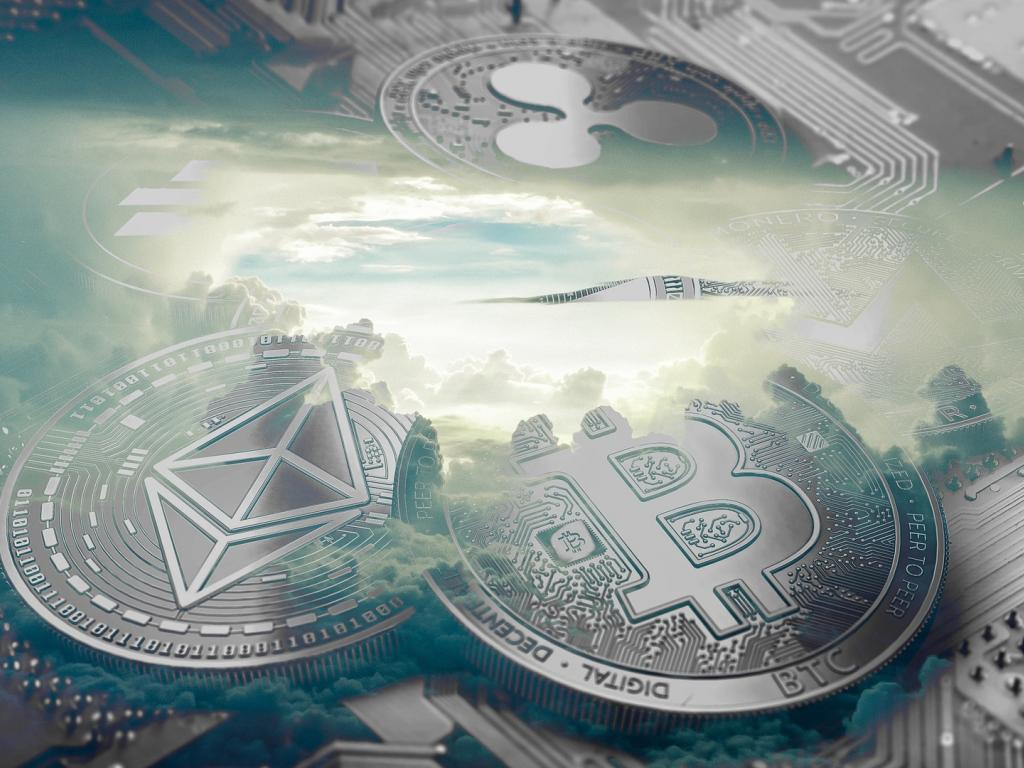 what drives cryptocurrency