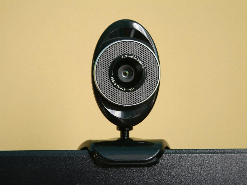 Webcam Computer Accessory Demand Booms As Workers Telecommute