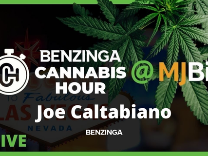 EXCLUSIVE: 'We Raised $172M In The 1st Quarter,' Says Joe Caltabiano About His New Cannabis Co.