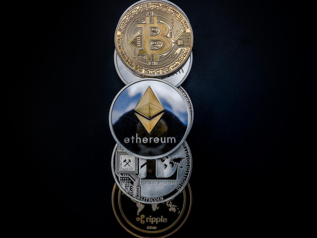 bitcoin ethereum and litecoin price