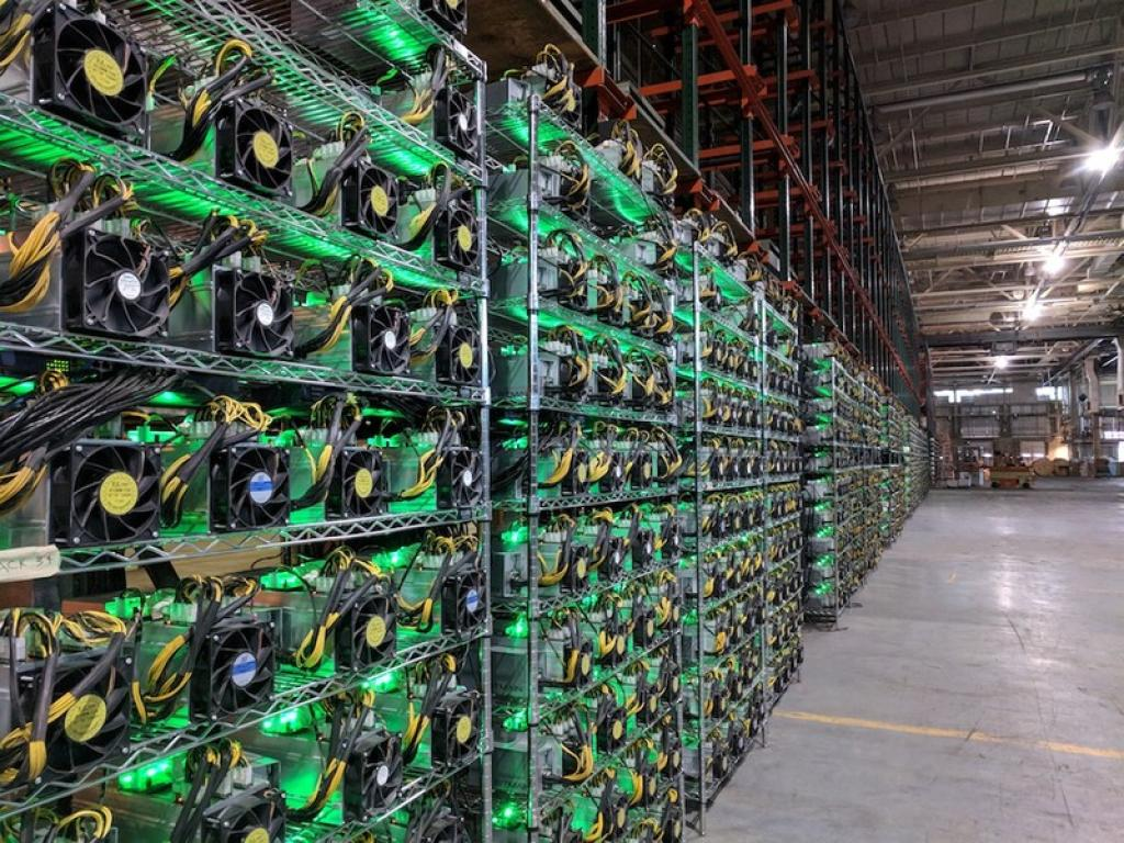 how to set up a bitcoin mining operation