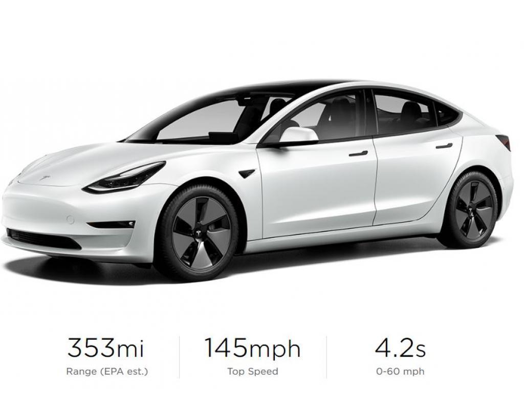 Tesla Model 3 Refresh Is Here 30 More Miles Of Range New Wheels More