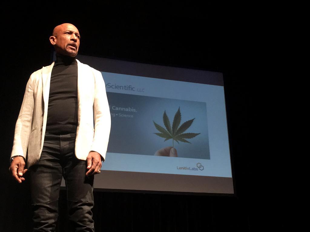 Montel williams cannabis