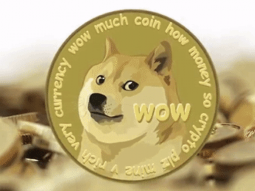 Is Dogecoin has surged by over 500% in 24 hours