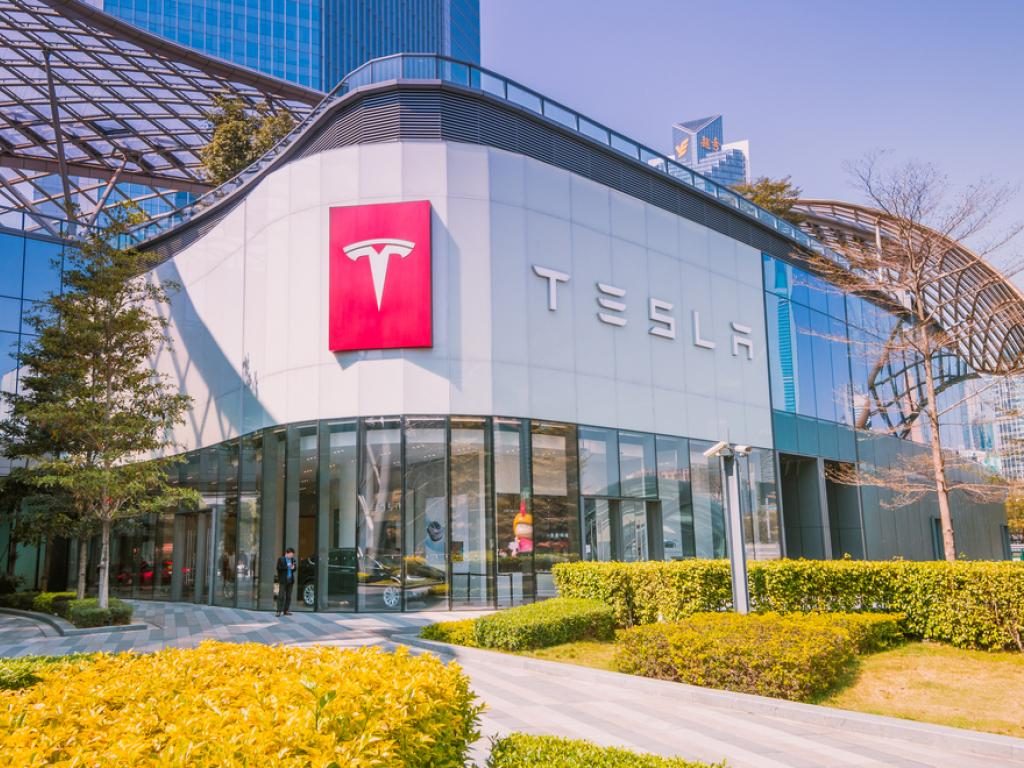 Tesla Motors, Inc. (NASDAQ:TSLA) - Today's Pickup: Tesla ...