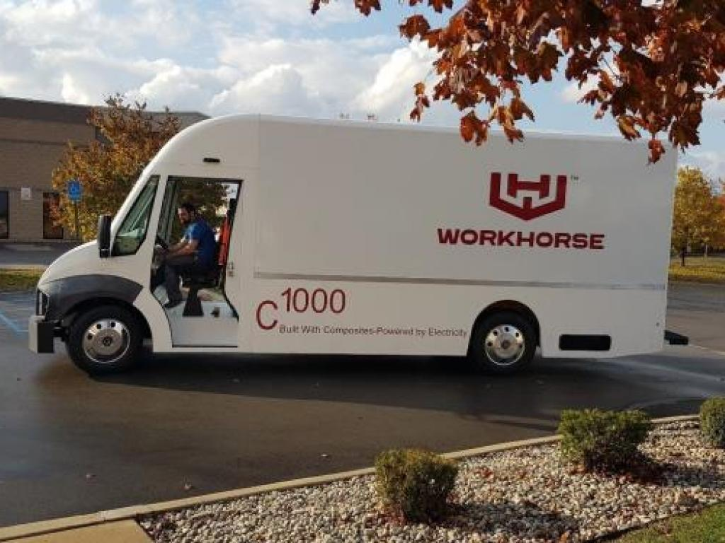 Workhorse Cfo Talks Usps Contract Says Company Has 2 Year Lead On
