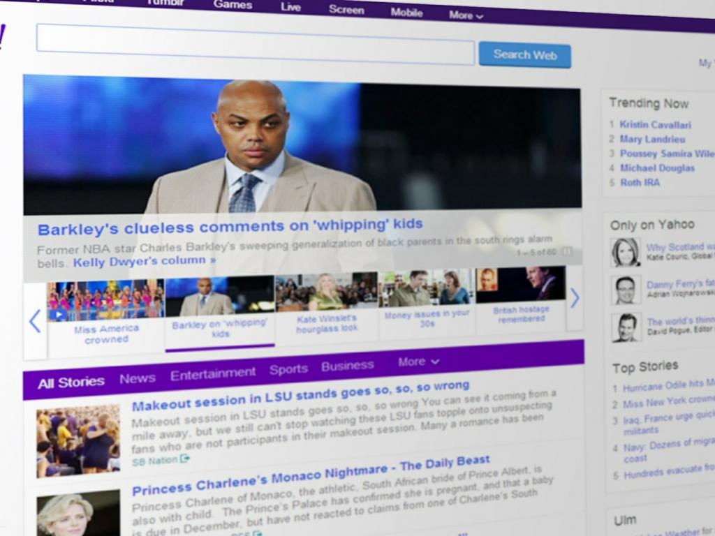 This Day In Market History The Yahoo Ipo