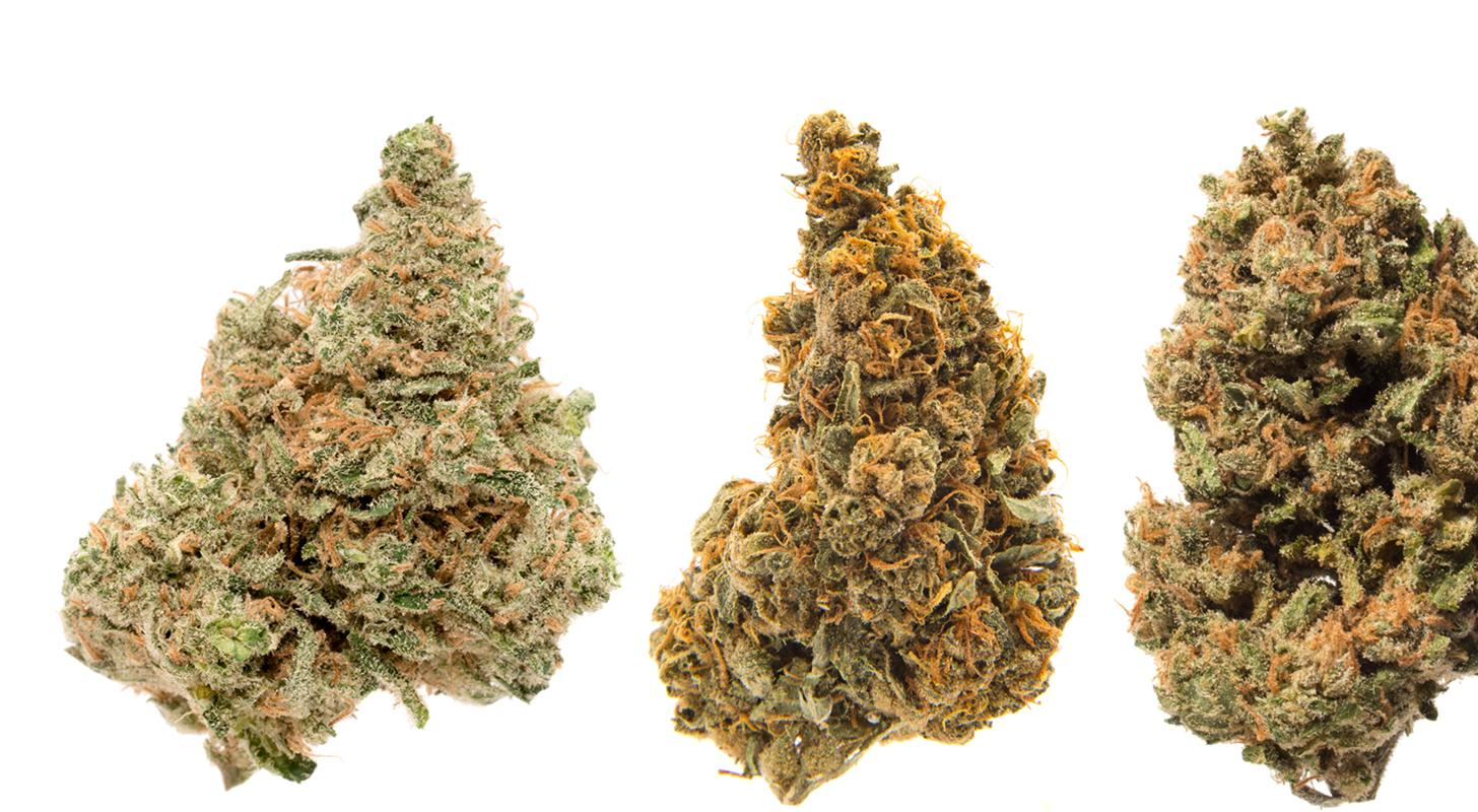 THCV Is A Cannabinoid That Helps Suppress Appetite: Here Are 5 Cannabis Strains With High Levels Of THCV