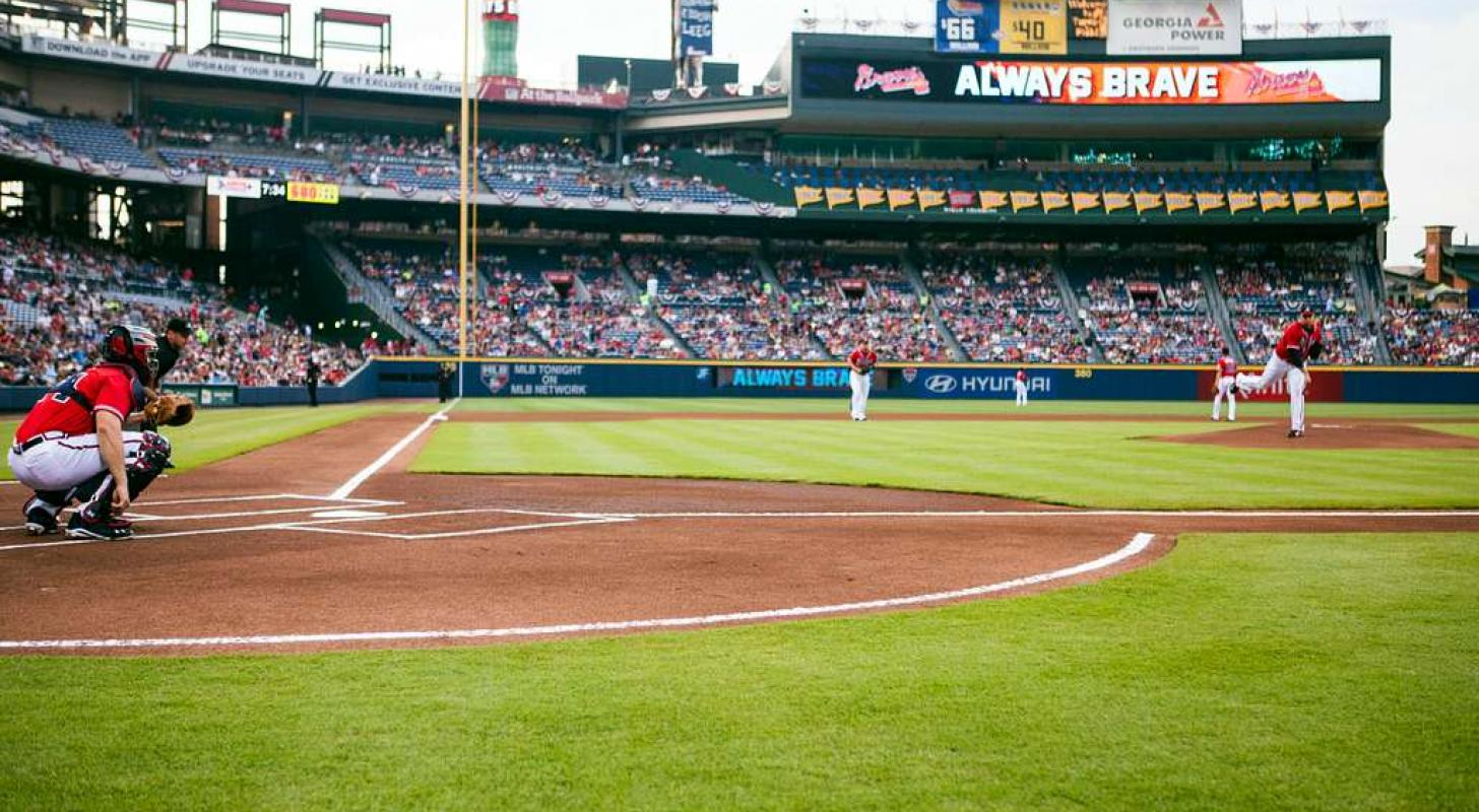 The Atlanta Braves Are Back In The World Series: Can The Team's Stock Get A Boost?