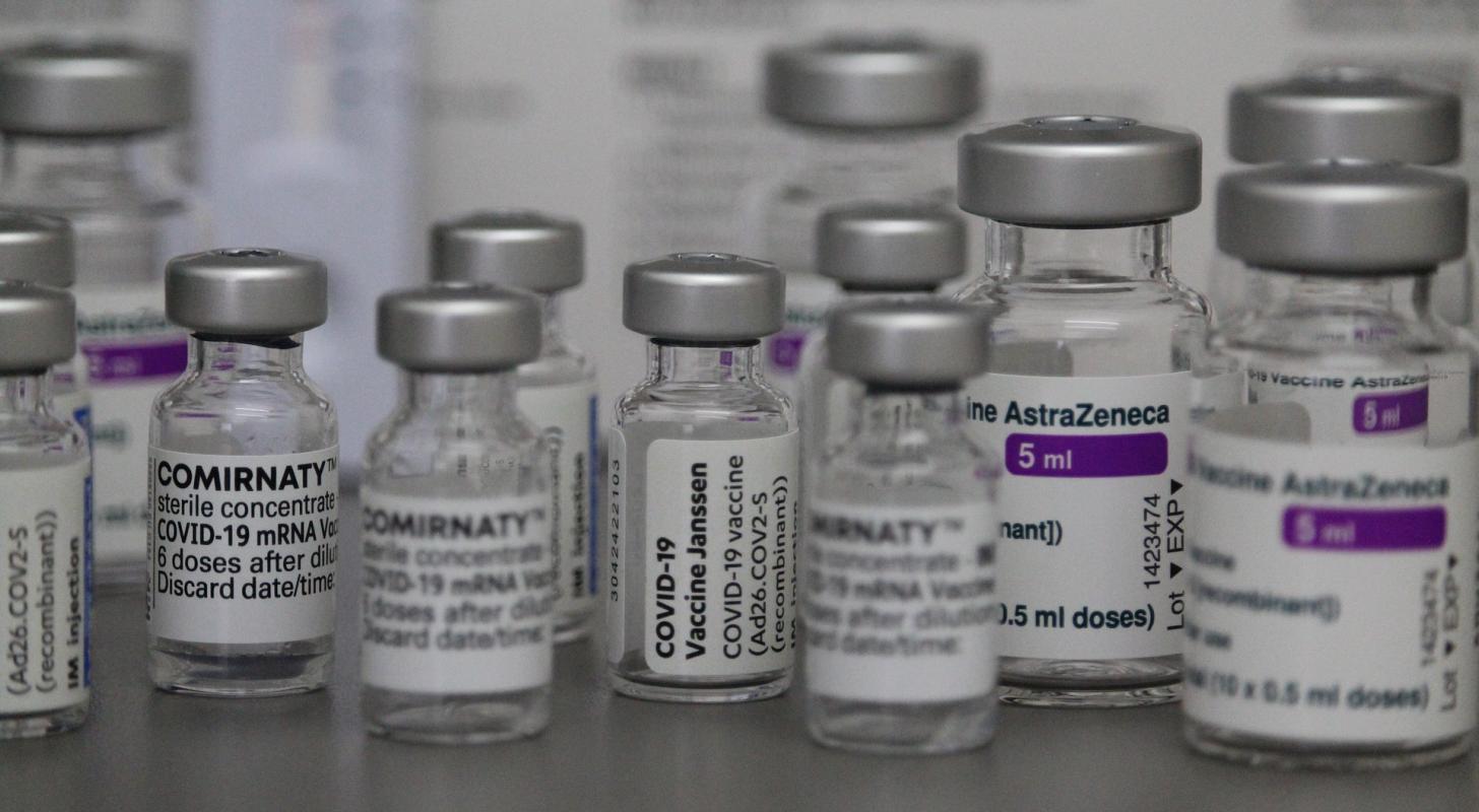 Cashing COVID-19 Vaccine - AstraZeneca Or Pfizer