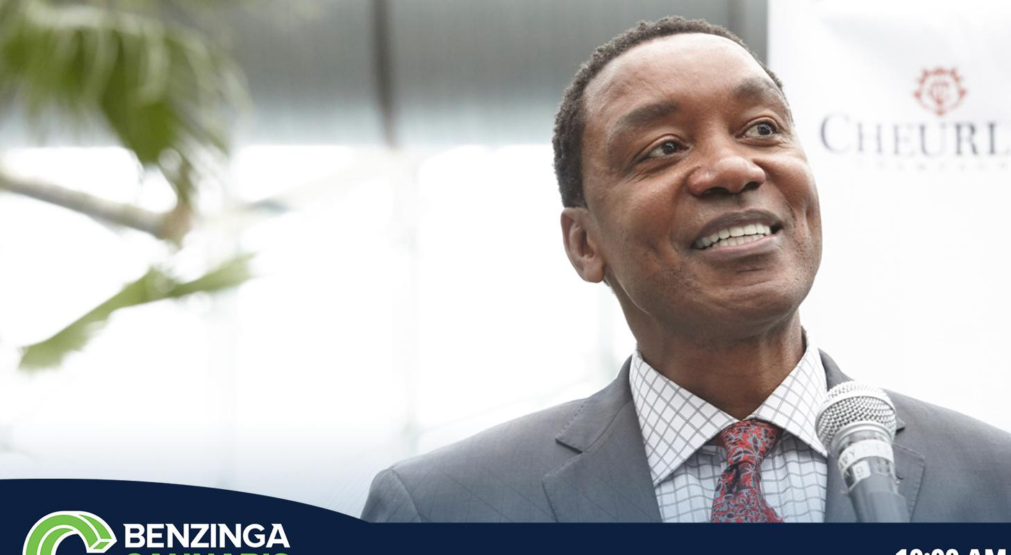 Benzinga Cannabis Capital Conference Presents: Isiah Thomas, NBA Legend And CBD Investor