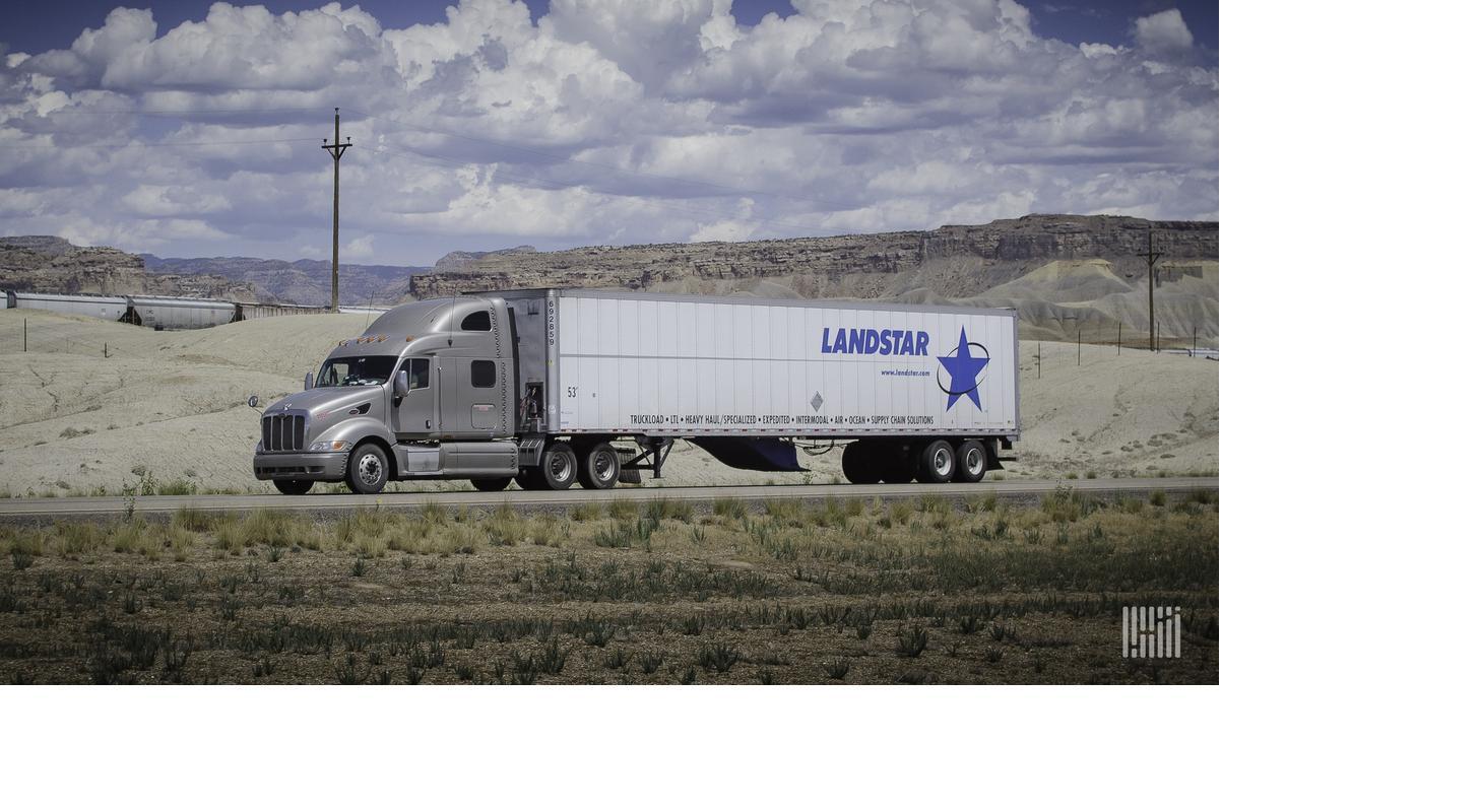 Landstar Eyes Record In Fourth Quarter