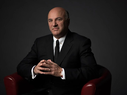 EXCLUSIVE: Kevin O'Leary On Expanded FTX Partnership, Crypto Regulations