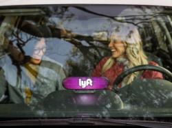 Lyft Reports Q2 Sales Beat, Active Riders Down 60%