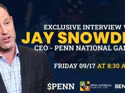 EXCLUSIVE: Penn National CEO Says Company Is Finding Success With New Features On Barstool Sportsbook App