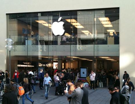Apple Hired A New Retail Exec