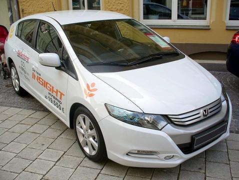 Honda Loses Sight Of A Hybrid Car