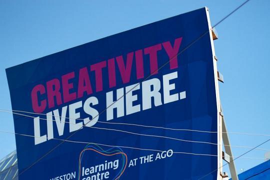 Relevance Trumps Creativity