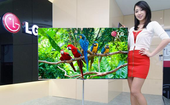 More 4K And OLED Displays