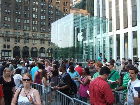 iPhone Launches