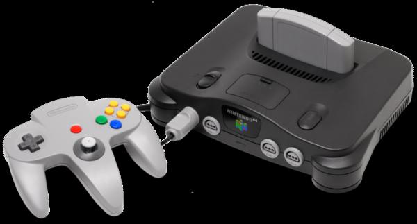 4. Nintendo 64