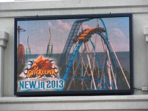 GateKeeper (and other hot roller coasters)