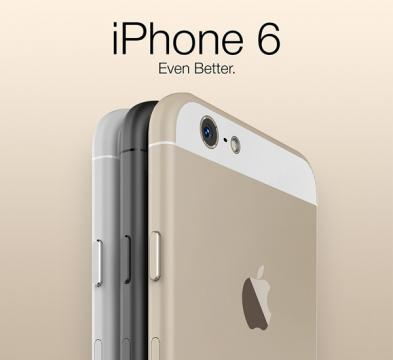 iPhone 6 Advertisement