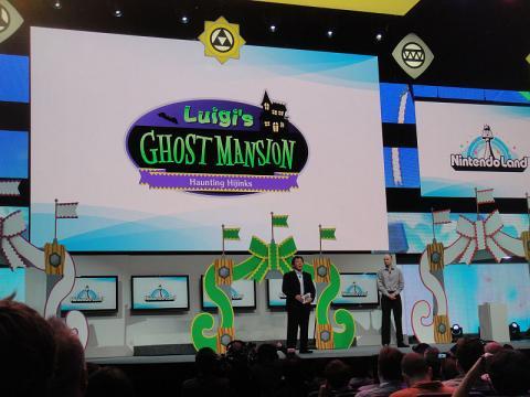 10. Luigi's Mansion: Dark Moon