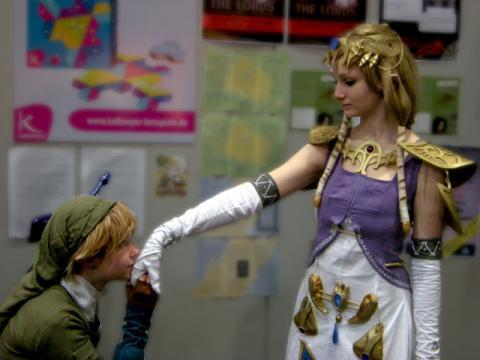 2. The Legend of Zelda: The Ocarina of Time