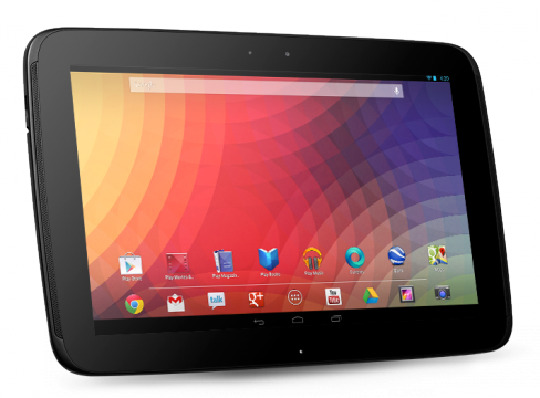 Google Could Team With HTC For Big Tablet