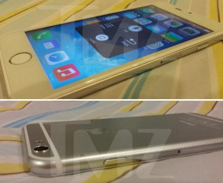 Finally… The iPhone 6?
