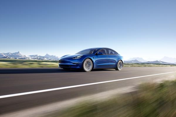 Tesla's Model 3 The World's Best-Selling Luxury Sedan In Q1
