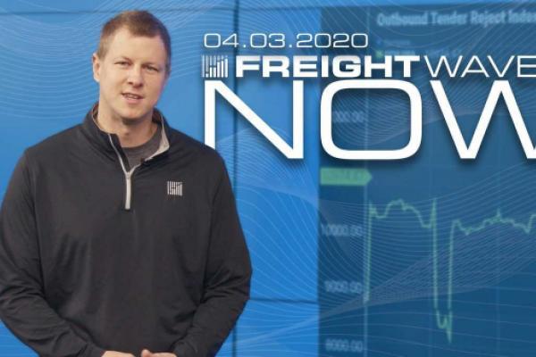 Q2 Brings Uncertainty As Volumes Begin To Plummet: FreightWaves NOW