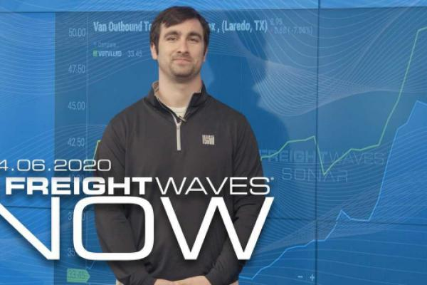 Volume Levels Have Nearly Reached Seasonal Norms – FreightWaves NOW