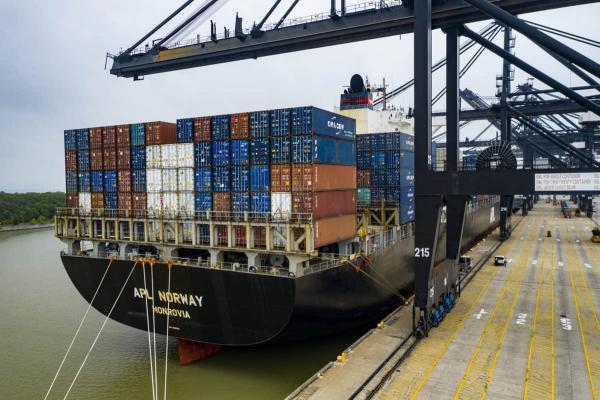 Port Houston 'Famous' For COVID-19 Response