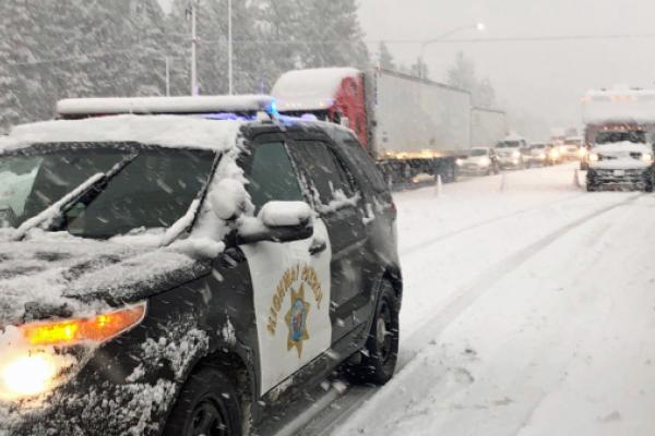 Snowstorms Hitting Both Sides Of The US This Week (With Forecast Video)