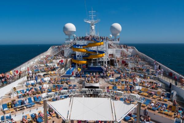 Why Carnival Cruise's Stock Is Trading Higher Today