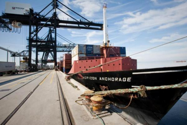 Ocean Cargo Continues To Flow To The Port Of Alaska