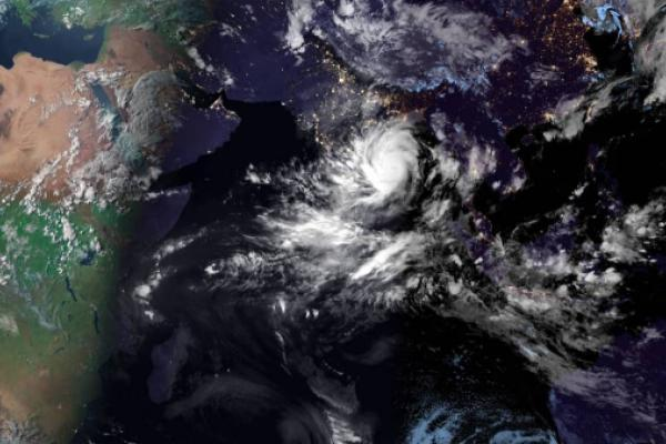 Powerful Cyclone Amphan To Slam Central Asia This Week