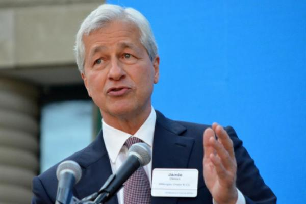 JPMorgan Option Trader Bets $4M On Downside Ahead