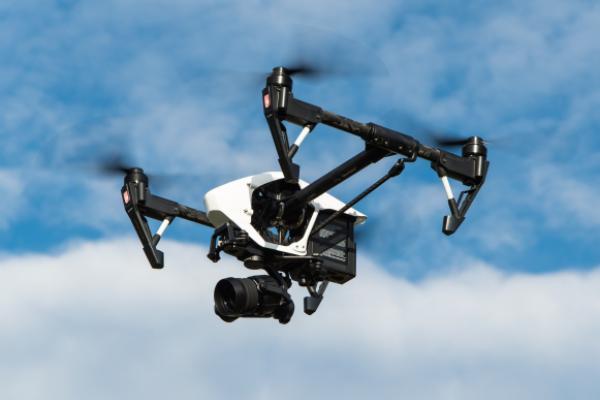 Skycart UPS Ante用4滴送货无人机