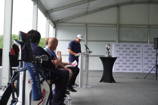不仅仅是一场高尔夫锦标赛:Bryson Dechambeau,Rocket抵押贷款团队帮助消除底特律的数字鸿沟