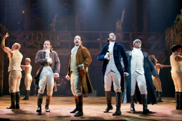 Disney+ Sees Massive Surge In Downloads During 'Hamilton' Weekend