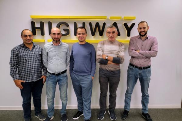 Banking in the Cloud: Armenian Fintech Start-Up Highway Raises $2 million