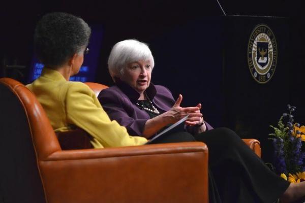 Biden Taps Former Fed Chair Janet Yellen To Lead Treasury Department