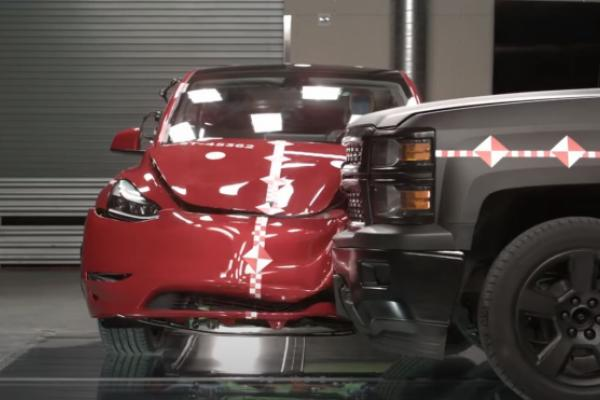 Tesla Shows How It Makes Its Cars Safer In A Crash In New Video